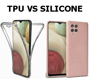 Is a TPU case better than silicone?