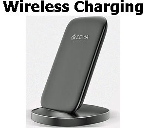 Does the Samsung A12 support wireless charging?