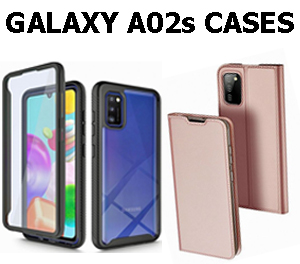 Which case is best for Samsung Galaxy A02s?