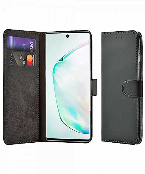 Book Wallet Phone Case with Card Slots